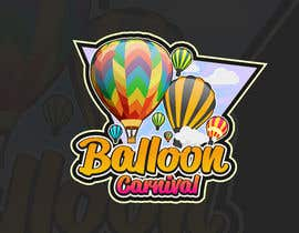 #610 for Creative logo needed for a Balloon Carnival by GoldenAnimations