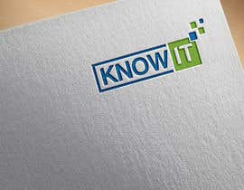 #5 for Company logo for KnowIT by mostakahmedhri