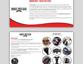 #22 for Design a product insert/2 sided postcard. af CDesigner360