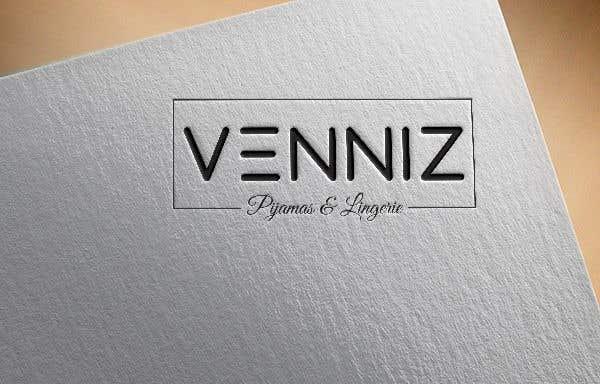 Penyertaan Peraduan #65 untuk Venniz logo (simple)