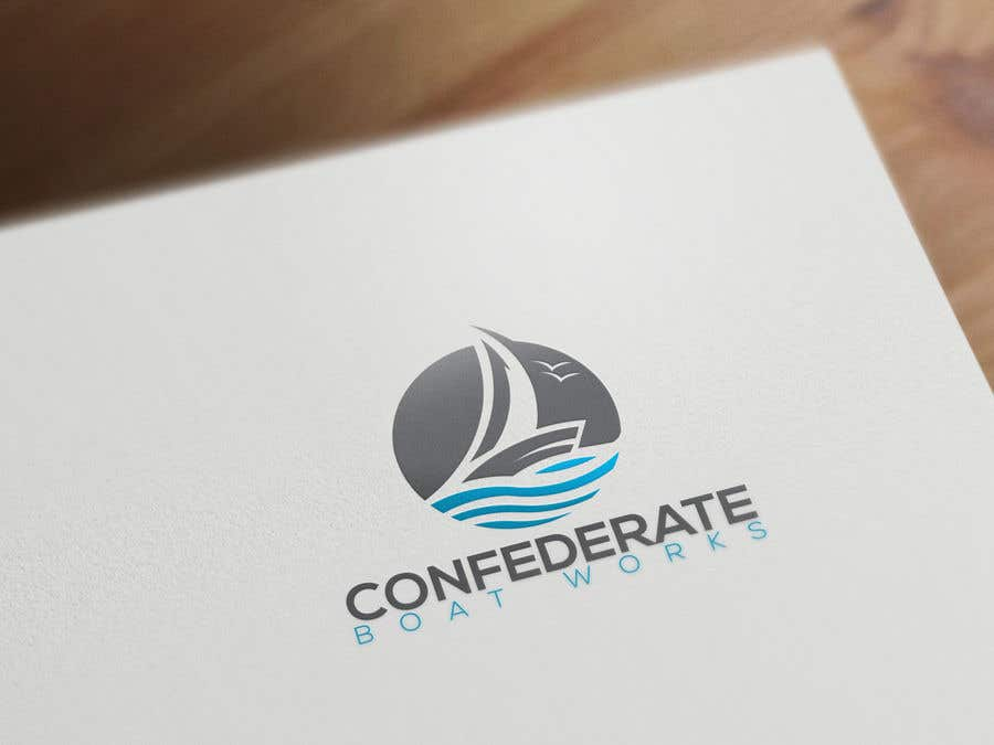 Kilpailutyö #                                        87                                      kilpailussa                                         Confederate Boat Works.