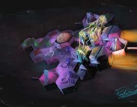 #43 for Concept Art for sci-fi base building game af fedepote