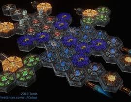 #31 for Concept Art for sci-fi base building game af Cobot