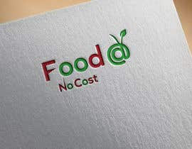 #53 for Logo: Food @ No Cost by nurimakter