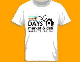 #9 para Days T-Shirts design por rakibbiswas2015