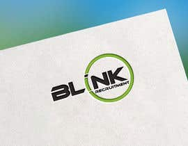 #15 for New recruitment agency 'Blink Recruitment' specialising in catering and transport personnel needing logo design by baccusohag67
