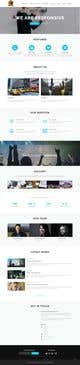 Kilpailutyön #23 pienoiskuva kilpailussa New One-Page (Scrolling with Paralax) Website Contest!