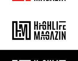 #765 для Design a Logo for Highlife Magazine от jamiu4luv