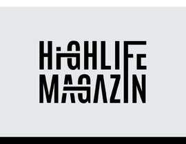 #772 для Design a Logo for Highlife Magazine от jamiu4luv