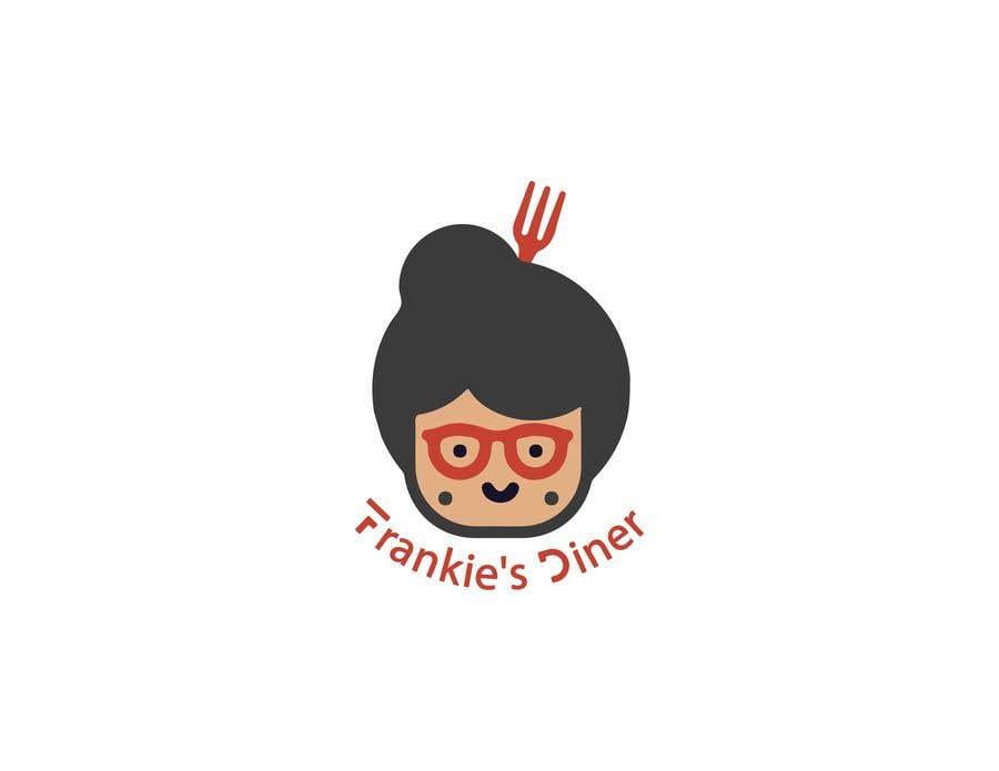 Penyertaan Peraduan #22 untuk Frankie's Diner Logo