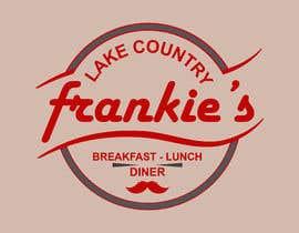#258 untuk Frankie's Diner Logo oleh mdemonbhuiyan555