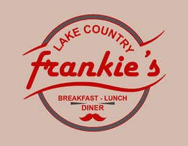 #258 cho Frankie's Diner Logo bởi mdemonbhuiyan555