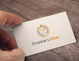 #72 for Frankie's Diner Logo by mushuvo941