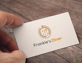 #72 untuk Frankie's Diner Logo oleh mushuvo941