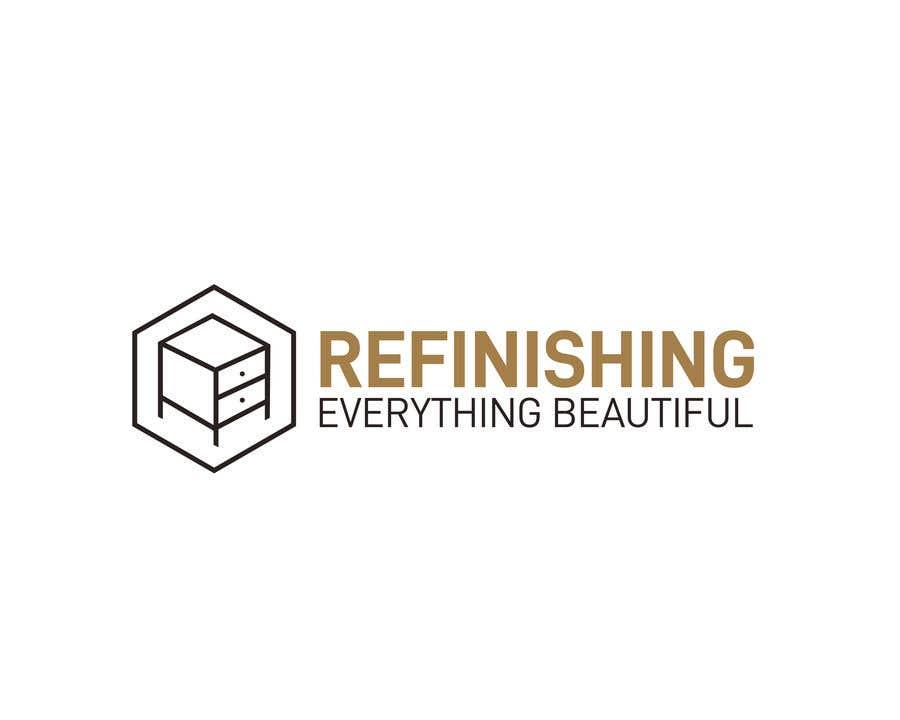 Konkurrenceindlæg #163 for Logo design for kitchen cabinet and furniture refinishing business