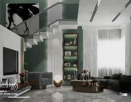 nº 20 pour Interior design fir my living area par sarahnagdy