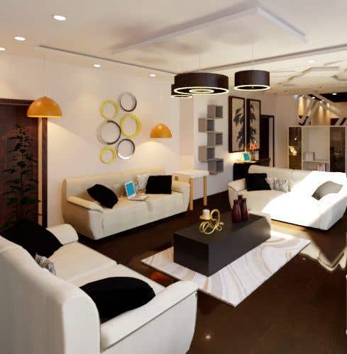 """Intrarea #23 pentru concursul """"Interior design fir my living area"""""""