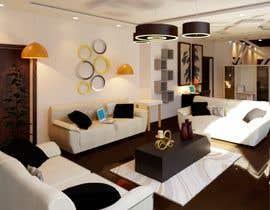 #23 pentru Interior design fir my living area de către nouralhusban