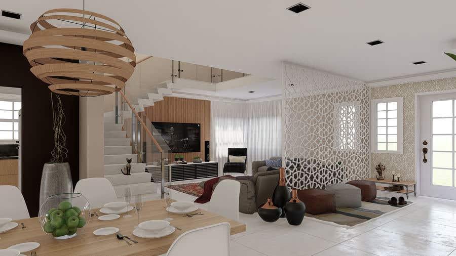 """Intrarea #14 pentru concursul """"Interior design fir my living area"""""""