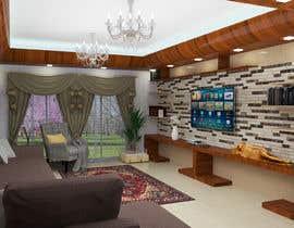 #5 pentru Interior design fir my living area de către shikhon1971