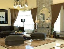 #10 pentru Interior design fir my living area de către achfoe