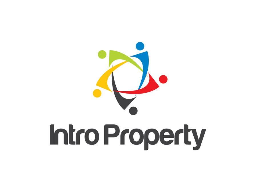 Inscrição nº                                         43                                      do Concurso para                                         Logo Design for Intro Property