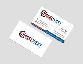 #1 for Design some Business Cards for DieselWest by angelacini
