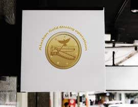 nº 19 pour Gold Miner Logo par mds926400