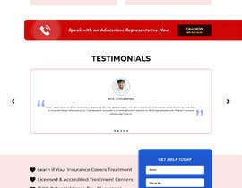 #37 for Design a New Landing Page by vansh813