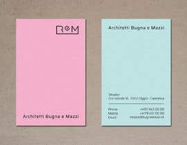 #874 cho Architects business card bởi sabuj092