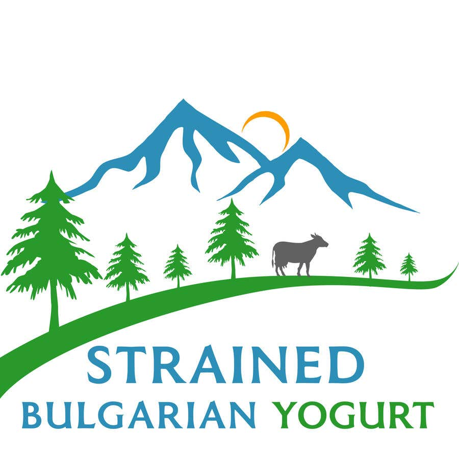 Contest Entry #390 for Art for Yogurt Packaging and Selling Materials