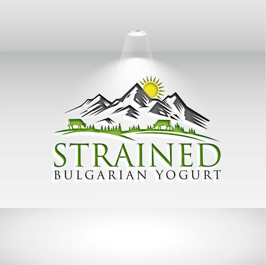 Contest Entry #396 for Art for Yogurt Packaging and Selling Materials