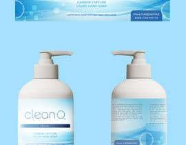 #13 для 4 litre jug label for liquid soap от ldburgos