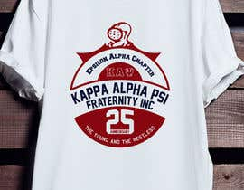nº 49 pour T-Shirt Design for Kappa Alpha Psi Fraternity, Inc. par gilart