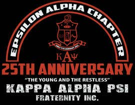 nº 52 pour T-Shirt Design for Kappa Alpha Psi Fraternity, Inc. par CKROY306