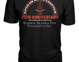 nº 58 pour T-Shirt Design for Kappa Alpha Psi Fraternity, Inc. par CKROY306