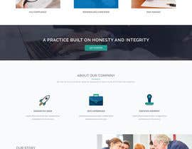 #56 para DESING MY WEBSITE WITH MOCKUPS por bluebellgraphic