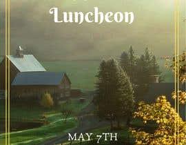 #17 para Luncheon Flyer por Asykinikin
