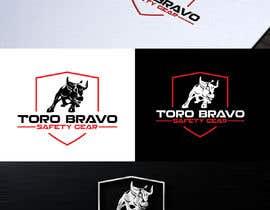 Nro 129 kilpailuun Toro Bravo Safety Gear logo käyttäjältä eddesignswork