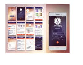 #27 untuk UI/UX design of Quiz Game including app icon oleh Hologra