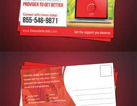 #27 for Create a stunning and mind blowing new marketing postcard for our Rural Internet Service by tareqhossain28