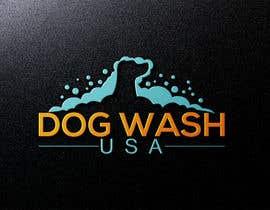 nº 86 pour Logo Dog Wash USA par imamhossainm017