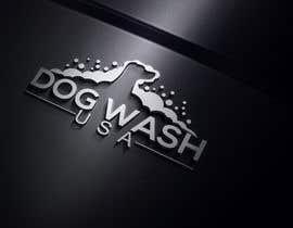 nº 88 pour Logo Dog Wash USA par imamhossainm017