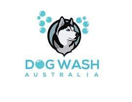 nº 118 pour Dog Wash Australia Logo par mdatikulhasan0