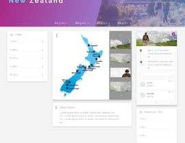 nurrahman089 tarafından Design a website for walks & hikes in New Zealand için no 24