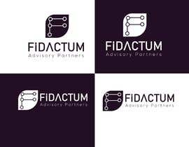 #84 для Minimalistic logo/fond design FIDACTUM от Tanmoysarker591