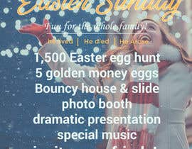 #61 untuk Design an Easter Sunday Postcard oleh Rokyb4