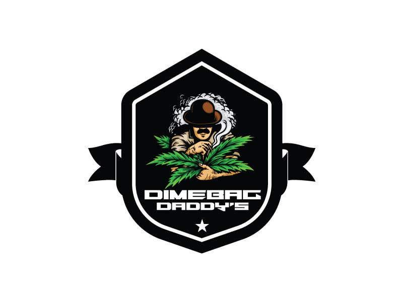 Penyertaan Peraduan #134 untuk LOGO Design Contest (Dimebag Daddy's)