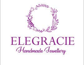 "#45 for Create a logo for a new handmade jewellery business ""Elegracie"" af mithun2uhalder"