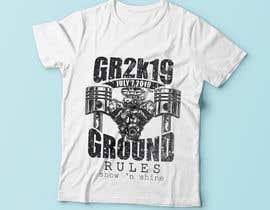 #87 for TShirt Design by RibonEliass